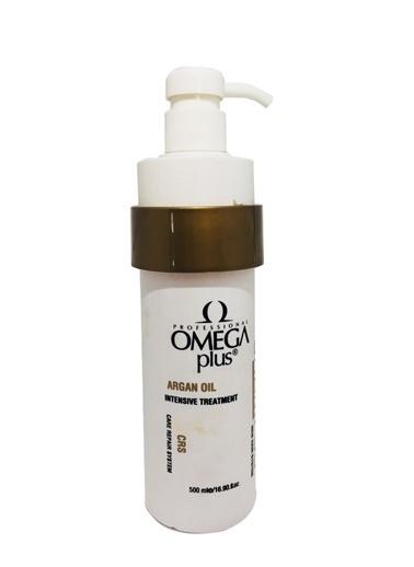Omega Plus Argan Oıl Şampuan 500 Ml Renksiz